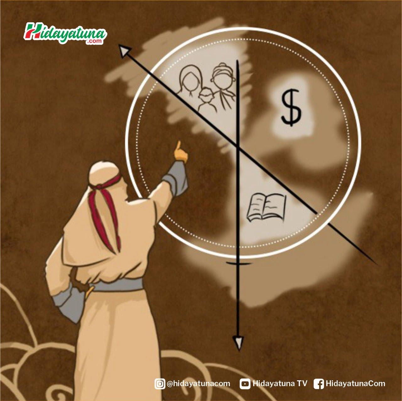 Ilmuwan muslim (Ilustrasi/Hidayatuna)