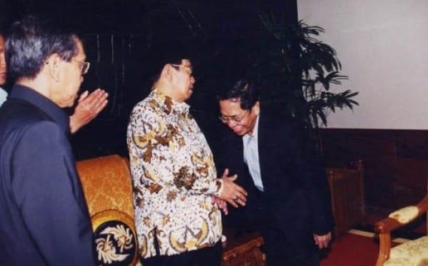 Jalaluddin Rahmat dan Gus Dur