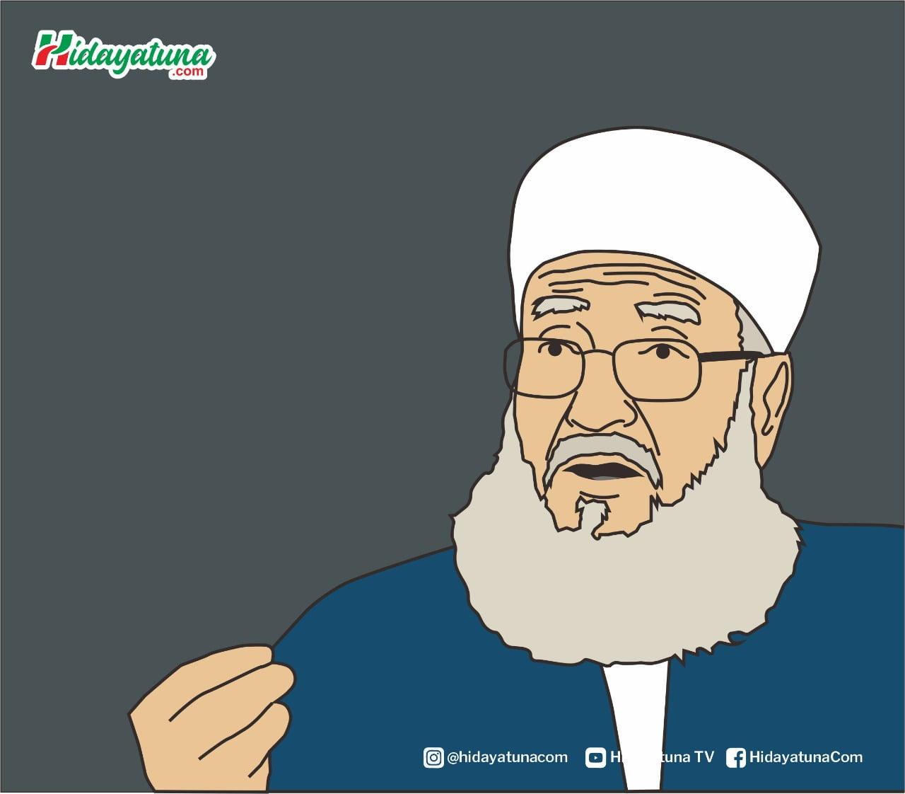 Ulama Tafsir Suriah Alm Syekh Ali Ash-Shabuni (Ilustrasi/Hidayatuna)