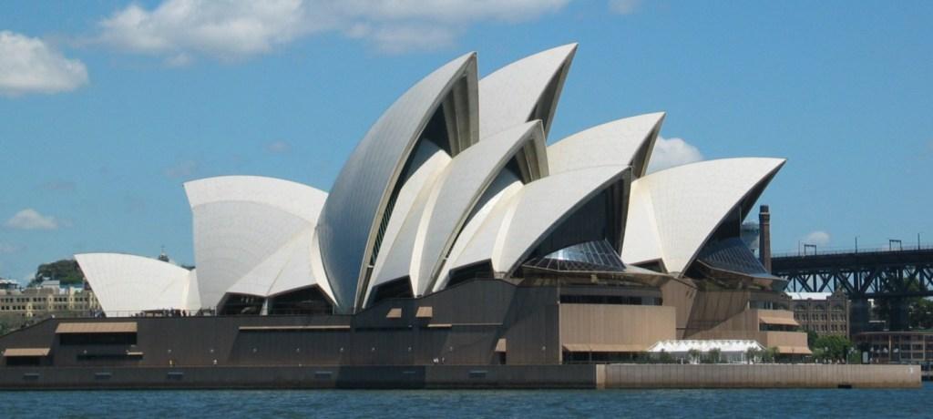 Sidney Opera House, Sidney