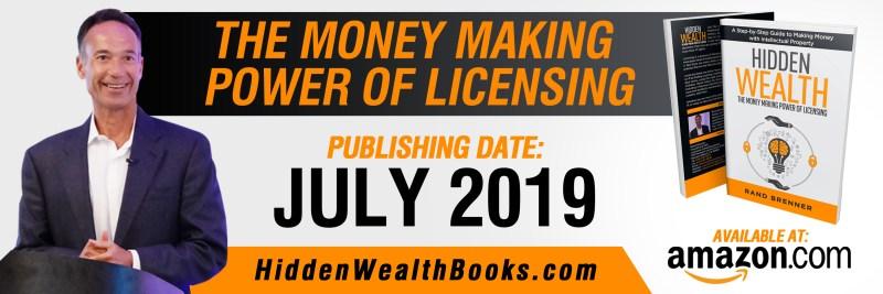 Hidden Wealth Money Making Power of Licensing