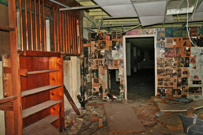 Haunted spot in riverside lake elsinore for boys