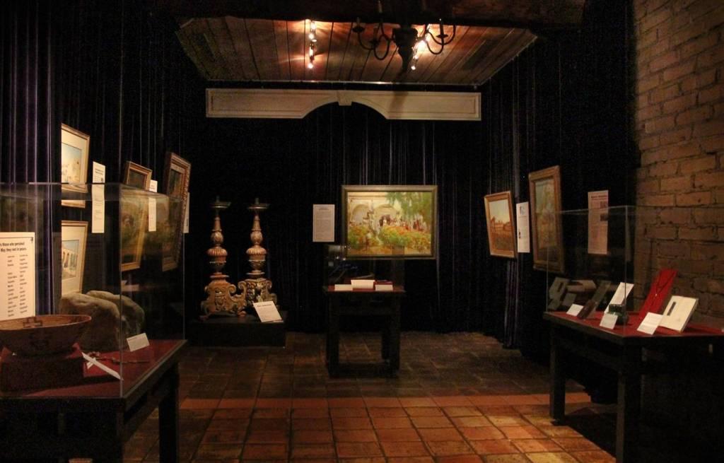 Visit the historic Mission San Juan Capistrano, built in 1786!