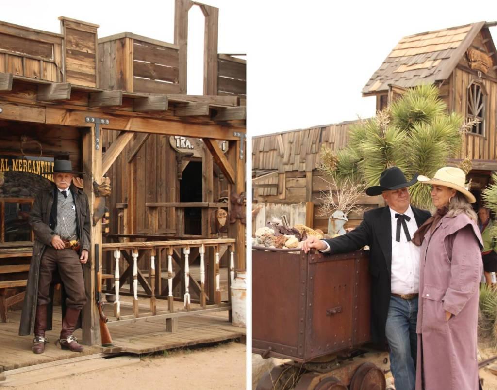 Pioneertown and Pappy & Harriets hidden california