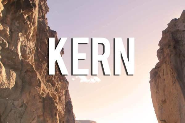 Hidden gems in kern county, california