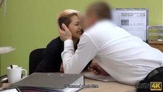 Hidden Cam In The Office And Screwing My Clients