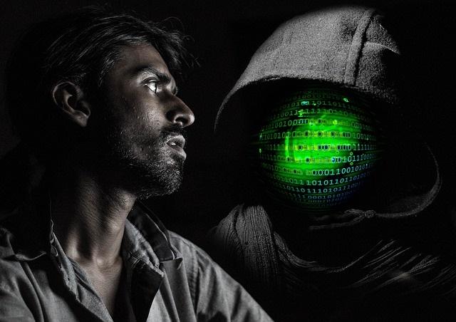 Dark web extortion FBI agent