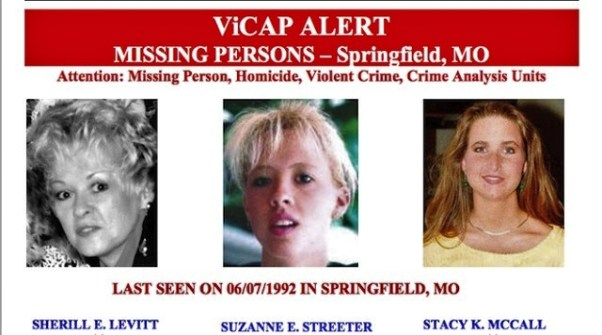 Springfield Three Missing Women