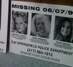 Springfield's Three Missing Women