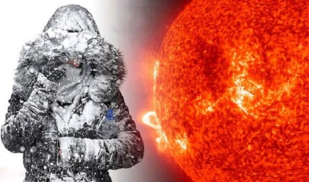 Solar minimum conspiracy