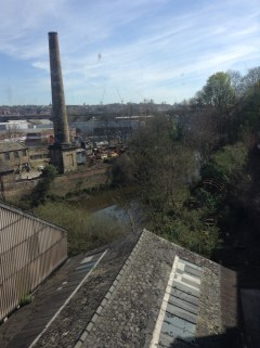 Armley Mills. Photo by Emmeline