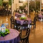 utah wedding venue in west valley wedding package includes tables