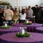 Hidden Gardens | utah weddings | west valley city