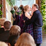 utah scottish wedding ceremony