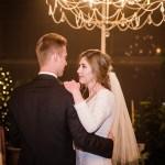 west valley wedding reception first dance