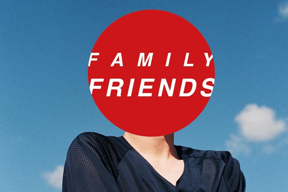 Family Friends - Hidden Herd