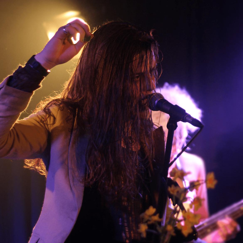 Blaenavon playing Komedia Studio Bar in Brighton on 24.03.16