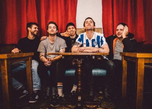 Photo of YOWL featured on Hidden Herd new music blog