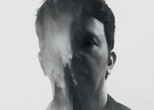 Photo of Paul Draper featured on Hidden Herd new music blog