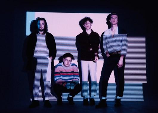 Photo of Marsicans featured on Hidden Herd new music blog