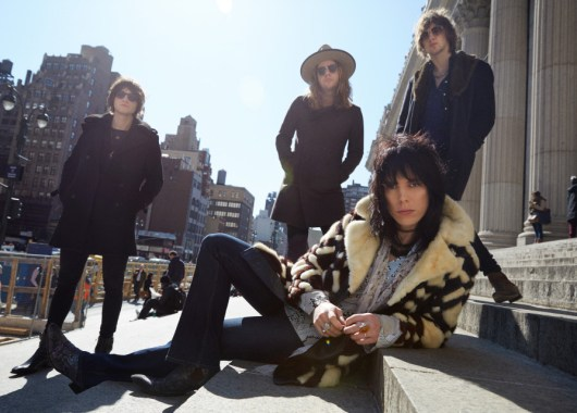 Photo of The Struts featured on Hidden Herd new music blog