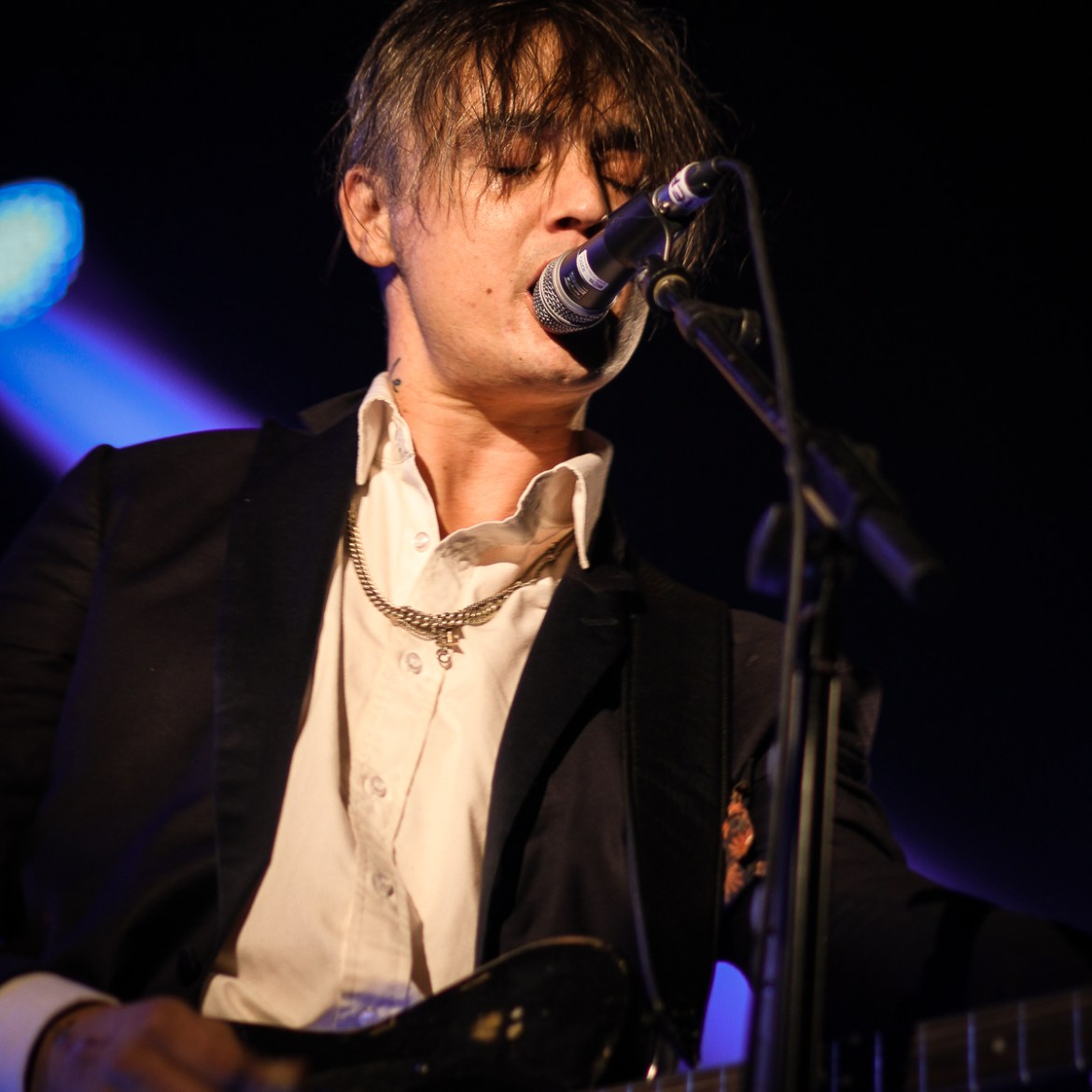 Photo of The Libertines featured on Hidden Herd new music blog