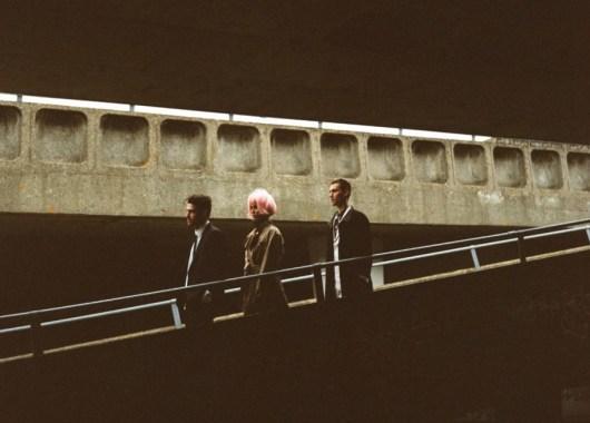 Photo of Soma World featured on Hidden Herd new music blog