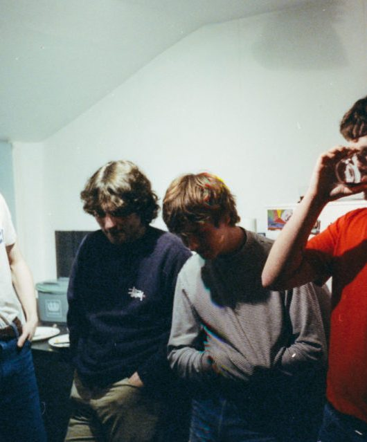 Photo of Moon Balloon featured on Hidden Herd new music blog