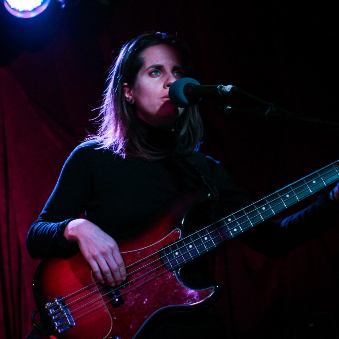 Photo of Marine featured on Hidden Herd new music blog