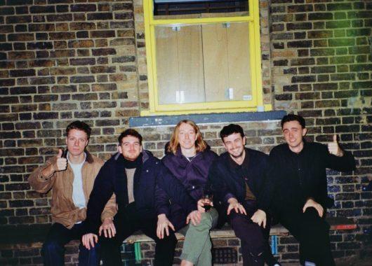 Photo of Margot featured on Hidden Herd new music blog