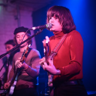 Photo of FUR at The Great Escape Festival 2018 featured on Hidden Herd new music blog