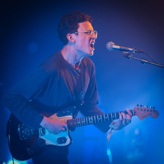 Photo of The Magic Gang at The Great Escape Festival 2018 featured on Hidden Herd new music blog