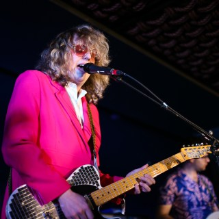 Photo of The Vegan Leather at The Great Escape Festival 2018 featured on Hidden Herd new music blog