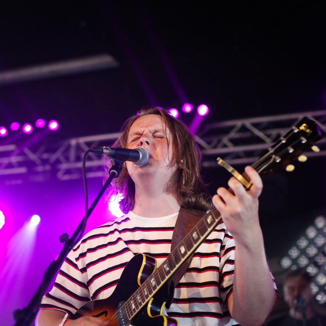 Photo of Lewis Capaldi featured on Hidden Herd new music blog