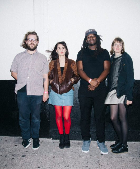 Photo of Yumi And The Weather featured on Hidden Herd new music blog