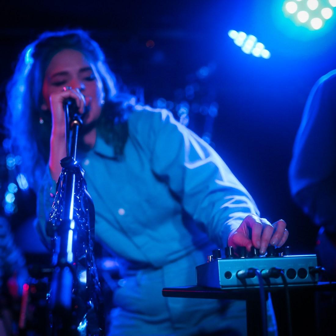 Photo of Saltwater Sun featured on Hidden Herd new music blog