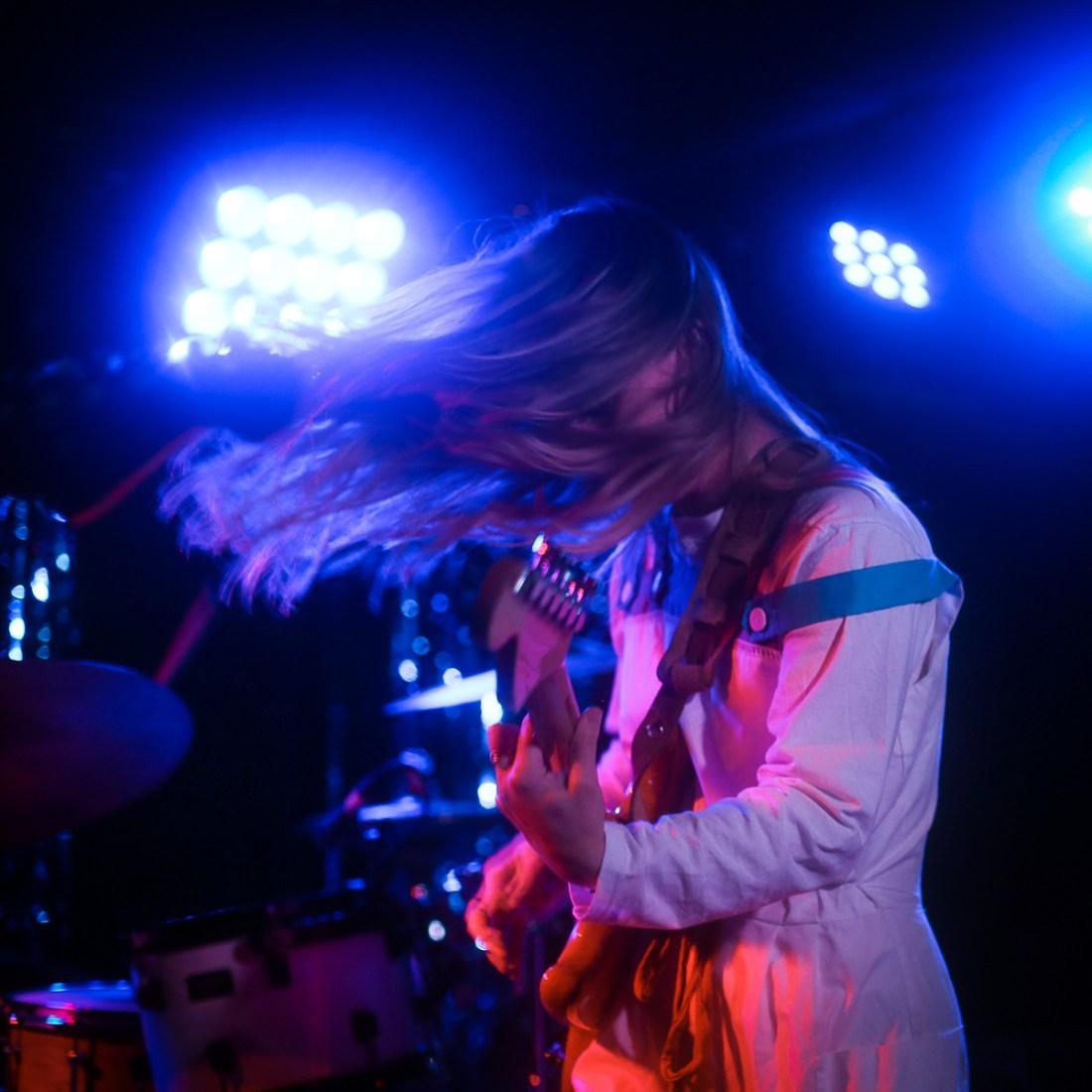 Photo of Thyla featured on Hidden Herd new music blog