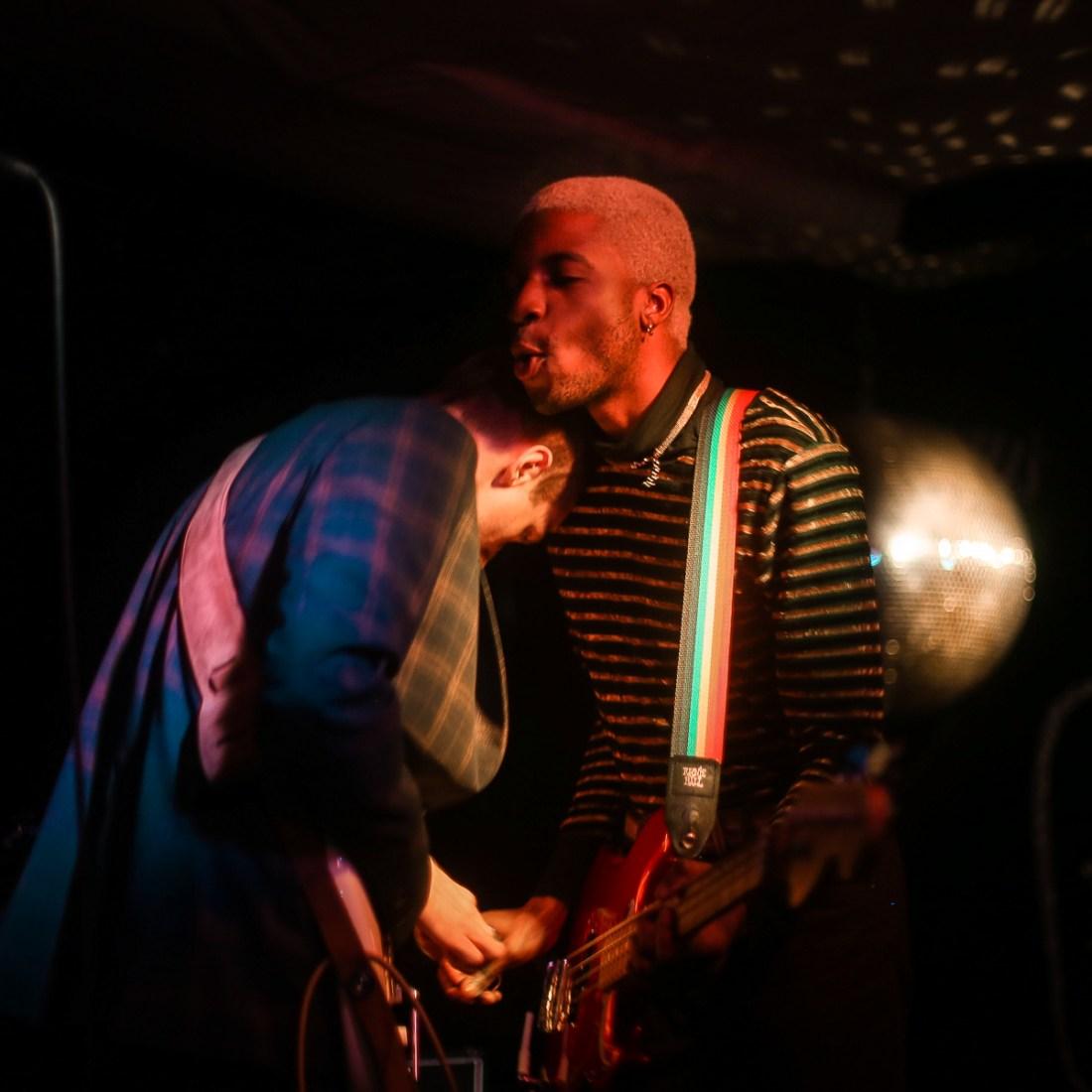 Photo of Pelicandy featured on Hidden Herd new music blog