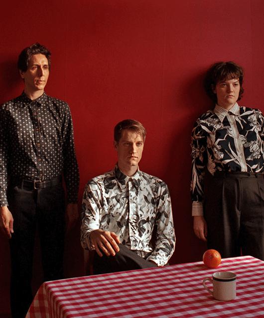Photo of The Wants fatured on Hidden Herd new music blog