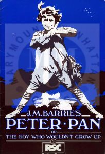Peter Pan Playbill