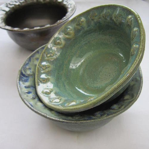 Meg Wicke's Ceramic Bowls