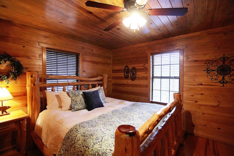 Juniper Hill Cabin In Broken Bow OK Sleeps 2 Hidden