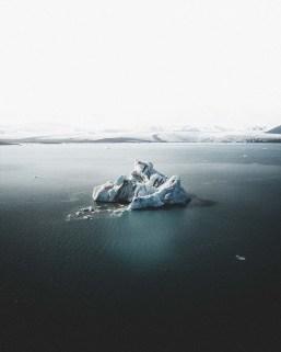 Jökulsárlón Glacier Lagoon | Hidden Iceland | Photo by Norris Niman