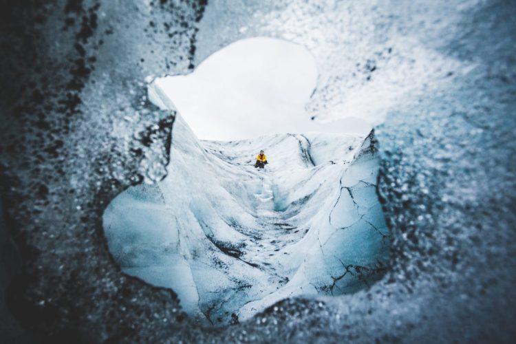 Glacier Window | Hidden Iceland
