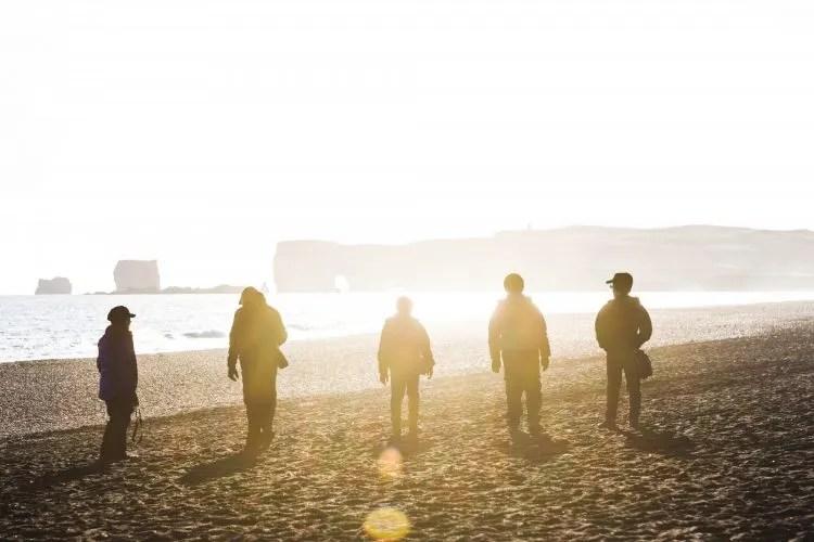 Reynisfjara Black Sand Beach | Hidden Iceland