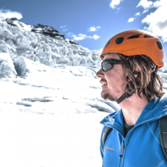Ryan Connolly | Marketing Manager, Guide, Co - Owner | Hidden Iceland