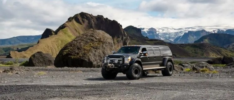 Þórsmörk Super Jeep Tour   Hidden Iceland