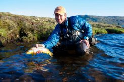 Mountain Fishing catch | Fly Fishing Tour | Hidden Iceland