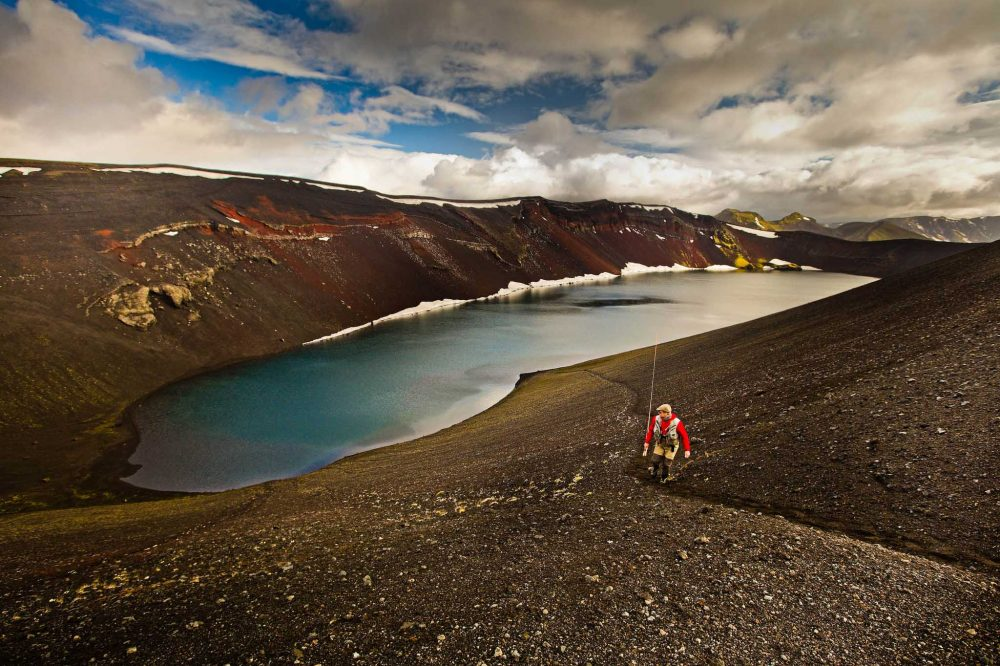 Fly Fishing Tour | Hidden Iceland