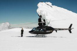 Eyjafjallajökull Landing   Helicopter Tours   Hidden Iceland